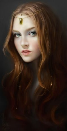 Image result for human female waterdeep noble