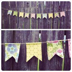 OOAK Secret Garden Garland by jpurifoy on Etsy. $25.00, via Etsy.