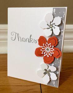 Ladybug Designs: Flowerly Thanks