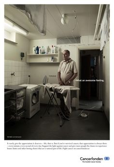 Cancerfonden (The Swedish Cancer Society): Rolf