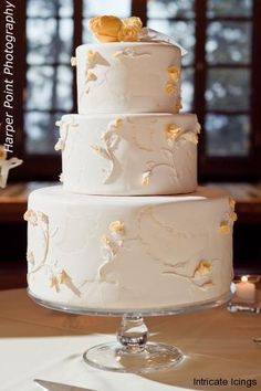 Our wedding cake is on Pinterest!