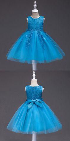 Shop Princess Red Lace Flower Girl Dress for Toddler Girls online. Toddler Flower Girl Dresses, Lace Flower Girls, Toddler Girl Dresses, Little Girl Dresses, Baby Dress, Toddler Girls, Cheap Dresses, Prom Dresses, Wedding Dresses