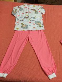 Pijama de menininha!!!