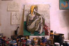 Rosen Markovski - Stables studio 2016