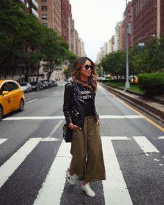 24 Imágenes Que Nos Prueban Que Esta Es La Combinación De Outfit Que Las Chicas Fashion Adoran Usar | Cut & Paste – Blog de Moda