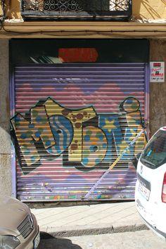 Calle de San Dimas. Conde Duque. Madrid. 2015