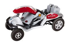True, Mid size, Portable Mobility Scooter - Titan 4 Mobility Scooter.
