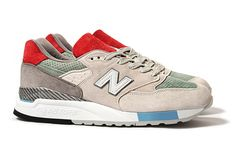 """Concepts x New Balance 998 """"Grand Tourer"""" Is Inspired by Luxury Auto Racing"""