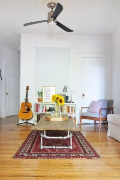 Marie-Lyne  Karlos Small, Scandi-Inspired Condo -- House Tours