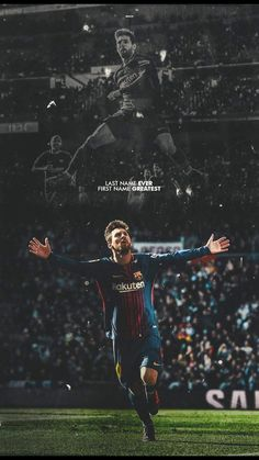 Lionel Messi the greatest of all time FCB FC Barcelona Barça #futbolbarcelona