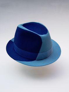93222510a13 Studio Henny van Nistelrooy   Barbisio   Il Cappello della Luce. Fedora Hat