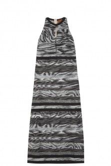 lurex gown by MISSONI. Available in-store and on Boutique1.com
