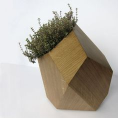 These decorative pots and planters designs were perfectly indicate a contemporary and natural decoration from compatible material in this world. The idea was try to combine the natural material of wood to be gathering with the nature plant inside on. This simple idea was released this modern pots and planters. Furthermore, to add the esthetic style of this house clearly we can see here that the designer was not design these small wooden planters plans as a usual planters. Here the designer…
