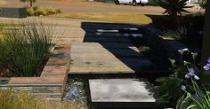 Creative design and meticulous installation has earned Fynbos a leading reputation in the field of landscaping. Koi Ponds, Garden Entrance, Natural Swimming Pools, Water Features, Modern Contemporary, Creative Design, Fields, Landscaping, Nature