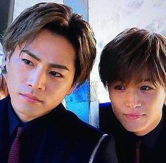Hiroomi & Takanori 3代目j Soul Brothers, Japanese Men, A Good Man, Actors & Actresses, High Low, Handsome, Singer, Gun, Chill