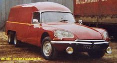 Cars you didn't know about : the Citroën made by Tissier