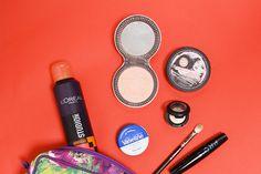 Coulisses #beaute : Dans le vanity #maquillage de Lisa, #Traductrice