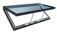 Opening Pitched Rooflight Side Return, Roof Window, Roof Light, Drafting Desk, Windows, Home Decor, Decoration Home, Room Decor, Home Interior Design