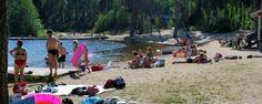 Lehmijärvi uimaranta, Lehmirannantie 121  25170 Kotalato Dolores Park, Travel, Living Room, Viajes, Destinations, Traveling, Trips