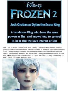 I like Jelsa, but it just wouldn't work on film. Sorry Jelsa. Hopefully Dylan is worthy enough for Elsa. Jelsa, Disney And Dreamworks, Disney Pixar, Walt Disney, Rise Of The Guardians, Disney Love, Disney Magic, Brave, Crying My Eyes Out