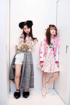 ストリートスナップ原宿 - The Idol Formerly Known As LADYBABYさん - PINK HOUSE, ピンクハウス