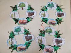 Ταξιδεύοντας στον κόσμο των νηπίων: ΑΠΟ ΤΗΝ ΕΛΙΑ ΣΤΟ ΛΑΔΙ Olive Tree, Diy And Crafts, Kindergarten, Projects To Try, Fall, Autumn, Activities, Blog, Eid