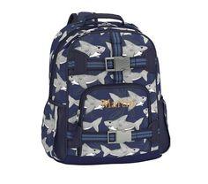 Toddler BackPack Disney Snow White (Medium). See More. Mackenzie Pirate  Shark Backpack   Pottery Barn Kids e272bb13ea