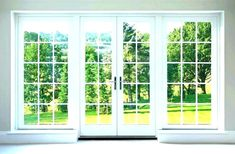Replace Sliding Glass Door With French Doors Cost Installation To Repla