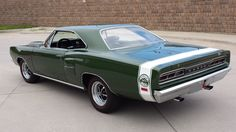 1969 Dodge Coronet Super Bee...had a model of this car about 35 years ago. Hooked for life !!