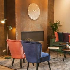 les 25 meilleures id es de la cat gorie horloges murales. Black Bedroom Furniture Sets. Home Design Ideas