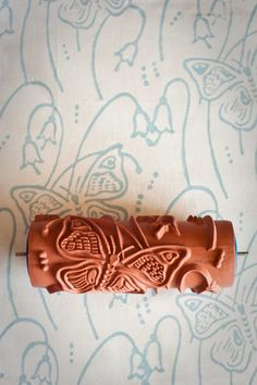 No.+14+Patterned+Paint+Roller+from+The+by+patternedpaintroller,+£15.00