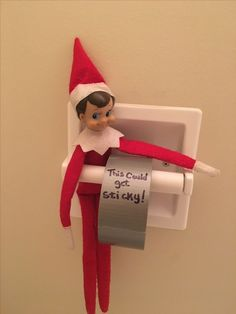 Elf on the shelf ideas #christmasspirit #elfontheshelf #elf #Christmas #Christmasideas #elfideas #elfpranks #pranks #funnyelfideas #elfonthesgelfideas #ad #tg