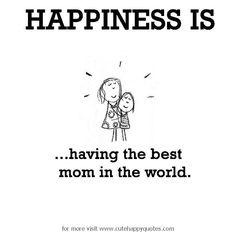 we love mom!                                                                                                                                                      More