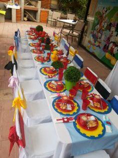 Colorida fiesta de la Casa de Mickey Mouse | Blog de BabyCenter