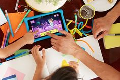 Amazon Fire Kids Edition tablet: Speedy, protected, with tons of parental controls and a year of free Amazon FreeTime Unlimited.