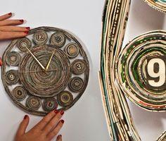 DIY con revistas | Aprender manualidades es facilisimo.com