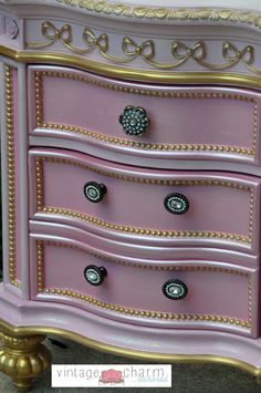 Hand Painted Princess Furniture :: Hometalk