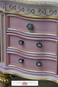 Hand Painted Princess Furniture :: Hometalk