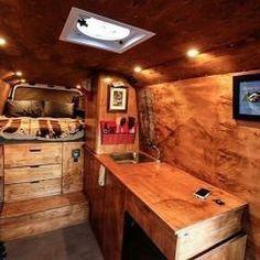 Camper Van Conversions DIY 27