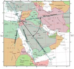 Magnetic Ley Lines in America | Amman, Jordan- City of Brotherly Love at the Crossroads of War