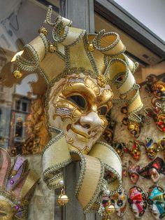 Venetian Mask | Flickr - Photo Sharing!