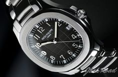 PATEK PHILIPPE Aquanaut / Ref.5167/1A Men's Watches, Cool Watches, Watches For Men, Patek Philippe Aquanaut, Patek Phillippe, Nautilus, Beautiful Watches, Omega Watch, Smart Watch
