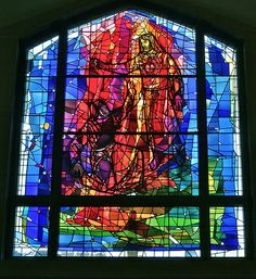 Cathedral of The Sacred Heart. Winona, MN. Click this Link to view more of our windows. willethauser.com