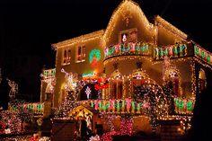 NYC ♥ NYC: Brooklyn's Dyker Heights Home Christmas Light Displays
