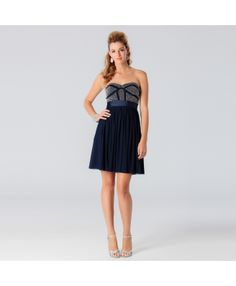 Langhem Simone Strapless Dress  bridesmaids