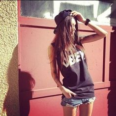 OBEY #outfit#fashion