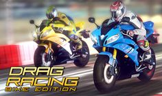 """Drag Racing: Bike Edition"" every day new app for android lovers and users from GISMaark download free apps at http://www.gismaark.com/UsefullSoftwaress.aspx"