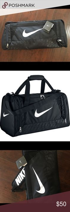 Nike duffel bag Brand new never been used duffel bag with tags still  attached. Has f378f814fc