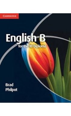 A practical and accessible course covering the English B syllabus (from 2011) for the IB Diploma. Suitable for standard and higher level students, this resource is written by an experienced IB English teacher following the English B syllabus. ISBN: 9781107654228