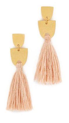 Madewell Tassel Earrings | SHOPBOP